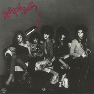 NEW YORK DOLLS - New York Dolls (remastered)