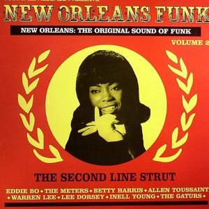 VARIOUS - New Orleans Funk Vol 2
