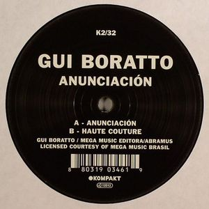 BORATTO, Gui - Anunciacion
