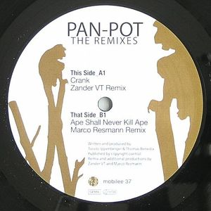 PAN POT - The Remixes