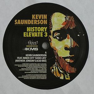 SAUNDERSON, Kevin - History Elevate 3