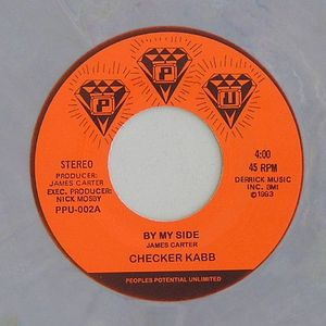 CHECKER KABB/SATELLITE BAND - By My Side