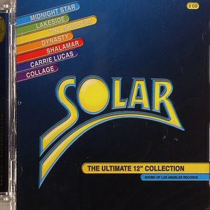 Various Solar The Ultimate 12 Collection Vinyl At Juno