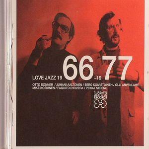 VARIOUS - Love Jazz 1966-1977