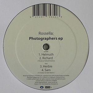 ROSSELLA - Photographers EP