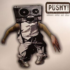 PUSHY! - Scissors Cutter & Slicer