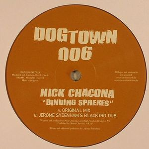 CHACONA, Nick - Binding Spheres