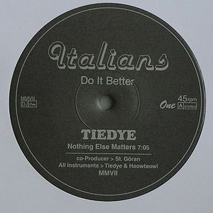 TIEDYE - Nothing Else Matters