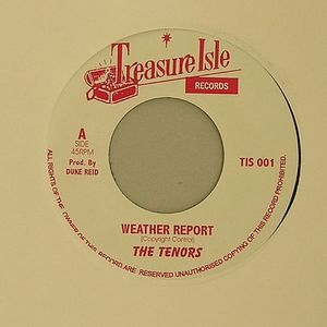 TENORS, The - Weather Report