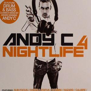 ANDY C/VARIOUS - Nightlife 4