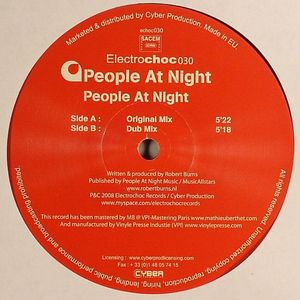 PEOPLE AT NIGHT - People At Night