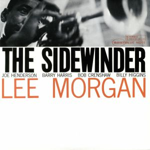 MORGAN, Lee - The Sidewinder