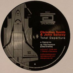SMITH, Christian/JOHN SELWAY - Total Departure
