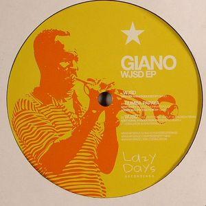 GIANO - WJSD EP
