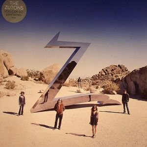ZUTONS, The - You Can Do Anything