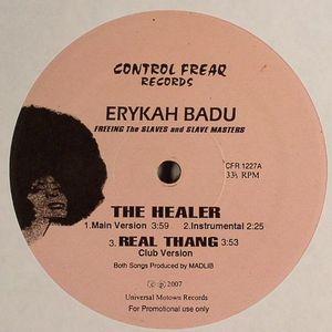 BADU, Erykah - The Healer