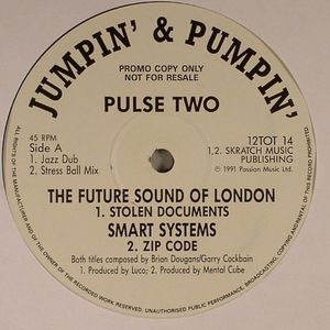 FUTURE SOUND OF LONDON, The/SMART SYSTEMS/INDO TRIBE - Pulse Two