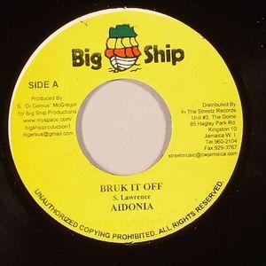ADONIA/KARI JESS - Bruk It Off (Day Break Rhythm)