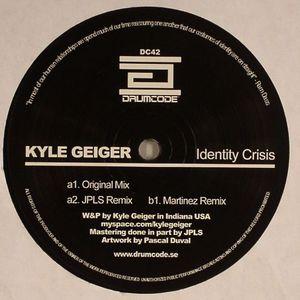 GEIGER, Kyle - Identity Crisis