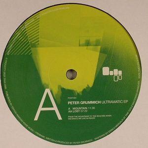 GRUMMICH, Peter - Ultramatic EP