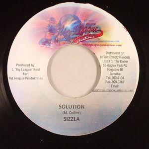 SIZZLA - Solution (Paradise Riddim)