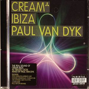 VAN DYK, Paul/VARIOUS - Cream Ibiza