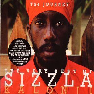 SIZZLA - The Journey: The Very Best Of Sizzla Kalonji