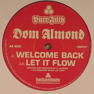 ALMOND, Dom - Welcome Back