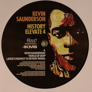 SAUNDERSON, Kevin - History Elevate 4