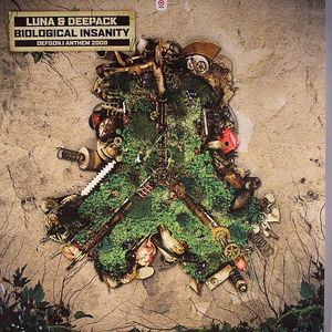 LUNA/DEEPACK - Biological Insanity  (DefQon 1 Anthem 2008)