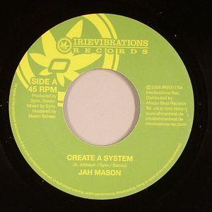 JAH MASON/UWE KAA - Create A System (Work Off Riddim)
