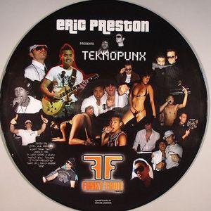 PRESTON, Eric - Teknopunx