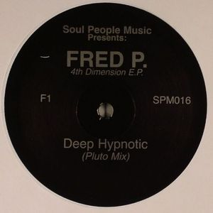 FRED P - 4th Dimension EP