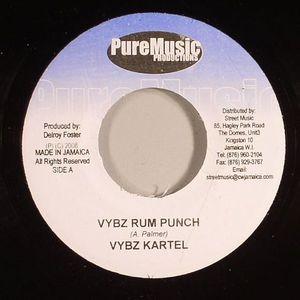 VYBZ KARTEL - Vybz Rum Punch (Rum Punch Riddim)