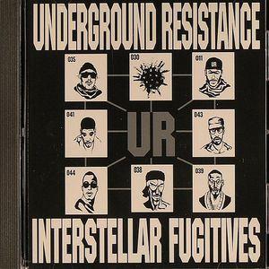 VARIOUS - Interstellar Fugitives