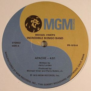 MICHAEL VINER'S INCREDIBLE BONGO BAND - Apache