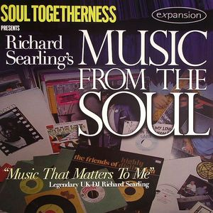 SEARLING, Richard/VARIOUS - Richard Searling's Music From The Soul