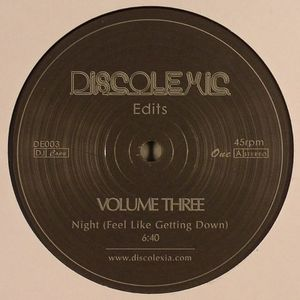 DISCOLEXIC EDITS - Discolexic Edits Vol 3