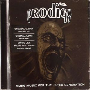 PRODIGY, The - More Music For The Jilted Generation