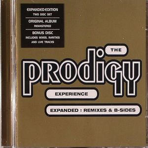 PRODIGY, The - Experience Expanded: Remixes & B Sides