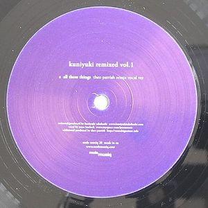 KUNIYUKI - Remixed Vol 1