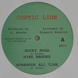 BROOKS, Mike - Rocky Road