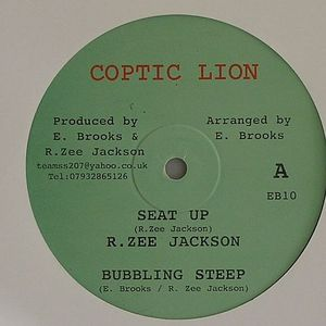 JACKSON, R Zee/MATIC HORNS - Seat Up