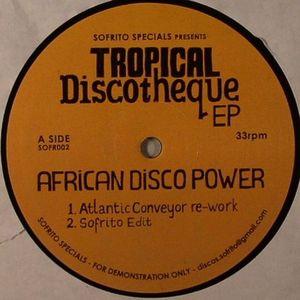 SOFRITO SPECIALS - Tropical Discotheque EP (repress)