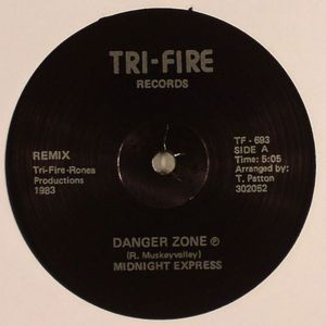 MIDNIGHT EXPRESS SHOW BAND, The - Danger Zone