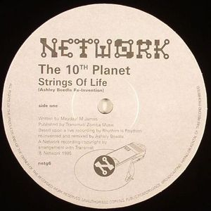 10TH PLANET, The/INNER CITY - Strings Of Life