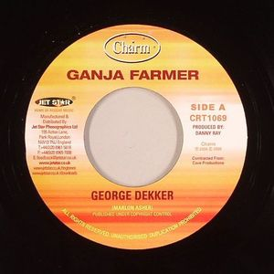 DEKKER, George - Ganja Farmer