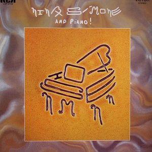 SIMONE, Nina - Nina Simone & Piano!