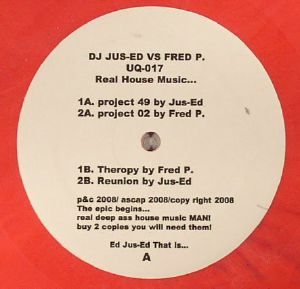 DJ JUS ED vs FRED P - Project 49