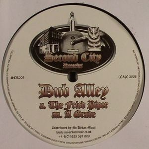 DUB ALLEY - The Fried Piper
